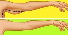 Ces 7 exercices fabuleux transformeront votre corps en seulement 4 semaines! Même le mou de bras!