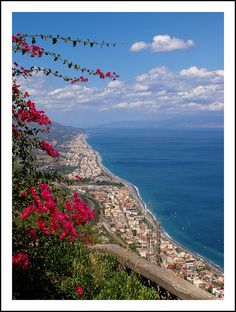 "Messina - The setting of ""Much Ado about Nothing"" #italy #messina #shakespeare"