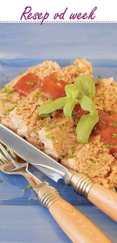 Vrouekeur | Maalvleisbroodjie met sampioen, feta en spek