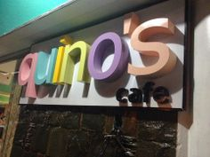 Quino's Cafe: Not Your Typical Cupcake Cafe Trips, Good Food, Company Logo, Places, Viajes, Traveling, Travel, Healthy Food, Yummy Food