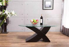 Tesco direct: Milano Black X High Gloss Coffee Table