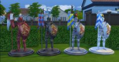 The Sims 4 Medieval Finds