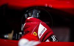 Sebastian Vettel, 2015 Spanish Grand Prix.