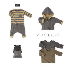 AW15/16 COLLECTION: Mustard www.onemoreinthefamily.com