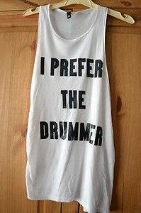 I prefer the drummer...cuz my man is a HOTTIE drummer.