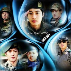 Kim Hyun Joong 김현중 ♡ art ♡ collage ♡ Kpop ♡ Kdrama ♡