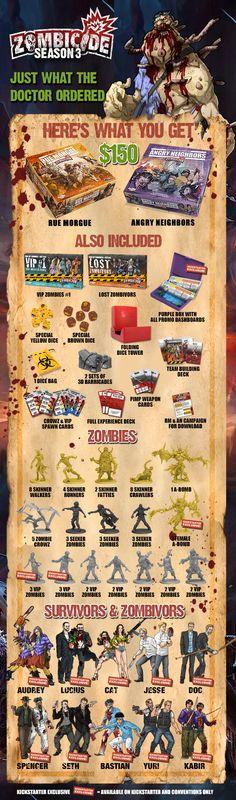 Zombicide Season 3 | CMON