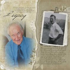 Family history book layout grandparents 41 Ideas for 2019 Heritage Scrapbook Pages, Scrapbook Blog, Scrapbook Page Layouts, Scrapbook Cards, Yearbook Layouts, Mini Albums, Mini Album Scrap, Family History Book, History Books