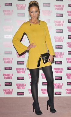 Lauren Pope in pantyhose - More pictures here: http://stockings-celebs.blogspot.com/2013/05/laura-hamilton-laura-harring-laura.html