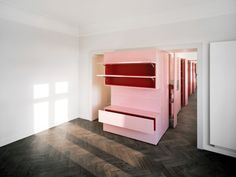 2 Raumwohnung by Behles and Jochimsen - News - Frameweb