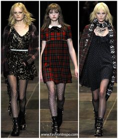 Grunge Trend as A Cure from Fall Depression | Fashion Inspo