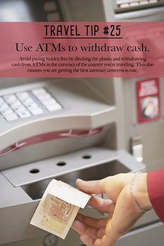 #TravelTips #TVLLeaders #ATM