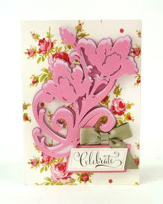 Anna Griffin® Lace Cards & Embellishments Cricut Cartridge