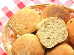 Pane con Orzo Bimby