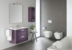 """ROCA exhibition called """"We wake you up since 1917"""" reflects the idea of creating products and interiors which brighten up our lives. This idea motivates ROCA workers since the beginning of its activity. Well-designed, friendly and well-thought-out bathroom solutions help to face the day."""