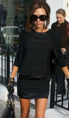 11 Style Tips From Victoria Beckham http://strollwithoutshoes.com/2013/04/17/victorias-corner-style-lessons-from-victoria-beckham/