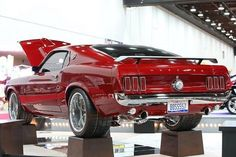 """The very popular Camrao A favorite for car collectors. The Muscle Car History Back in the and the American car manufacturers diversified their automobile lines with high performance vehicles which came to be known as """"Muscle Cars. Mustang Boss, Mustang Fastback, Ford Mustang Shelby, Mustang Cobra, 1967 Mustang, Shelby Gt500, Ford Gt, Classic Mustang, Pony Car"""