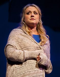 "Kendra Kassebaum as Diana in ""Next To Normal"" at Arizona Theatre Company"