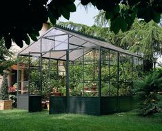Serres de jardin : les différentes types de serre de - Pratique.