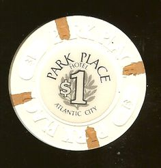 $1 Ballys Park Place 2nd issue you can order here http://www.all-chips.com/ChipDetail.php?ChipID=1047