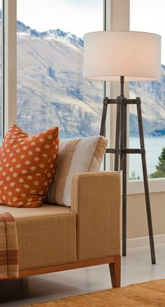 Matakauri Lodge hotel - Queenstown, New Zealand. With 11 luxurious rooms – all with majestic alpine and lake views – this boutique beauty is blessed with flawless natural assets.