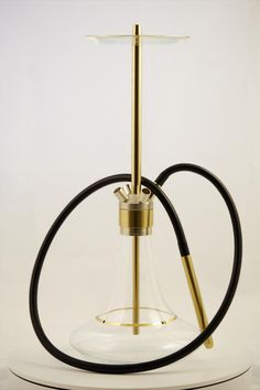 Steamulation Gold Edition Exclusive Swissmade Hookah