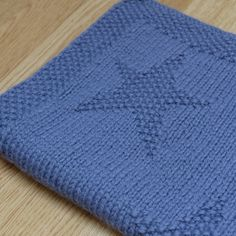 couverture-bebe-etoile-02 Knitting Paterns, Free Knitting, Small Crib, Baby Boy Blankets, Knit Crochet, Textiles, Blog, Pattern, Handmade