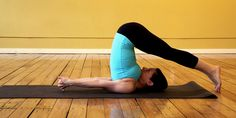 yoga poses office work