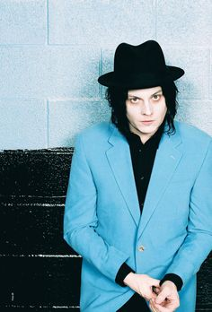 Jack White--there's something so incredibly sexy about this guy, amirite?