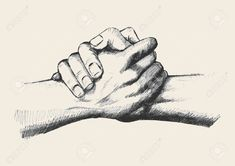 Find Sketch Illustration Two Hands Holding Each stock images in HD and millions of other royalty-free stock photos, illustrations and vectors in the Shutterstock collection. Hand Illustration, Hold My Hand, Hold On, Hand Holding, Holding Hands Drawing, Drawing Hands, Beste Freundin Tattoo, Sketches Of Love, Sketches Of Hands