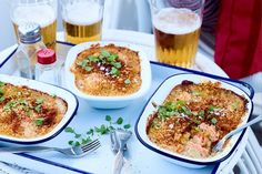 Always a crowd pleaser, and straight off the Bannisters menu, Rick Stein sure knows how to make a good fish pie.