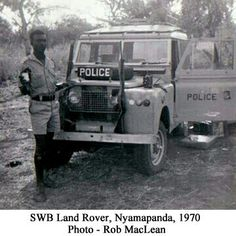 Short Wheel Base at Nyamapanda Zimbabwe History, Garden Sitting Areas, Land Rover Off Road, Best 4x4, Off Road Trailer, Police Cars, Police Vehicles, Work Horses, Autos