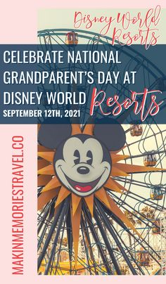 September 12th is the day we celebrate Grandparents.THE PERFECT DAY TO THINK ABOUT MULTI-GENERATIONAL VACATIONS. #MakinMemeoriesTravel #TravelPlanning Caribbean Beach Resort, Beach Resorts, National Grandparents Day, Movies Under The Stars, Best Holiday Destinations, Destination Wedding Locations, Disney World Resorts, Long Weekend, Yachts