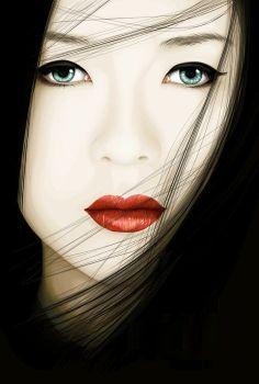 Only Memories... Geisha