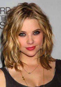 Resultado de imagen para cortes de cabello para cara redonda