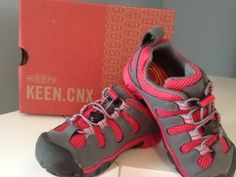 """Keen Girls Sagewood CNX: Are our daughters favorite """"new shoosh"""", as our two year old likes to call them. #keen #lightweight #kids #footwear"""