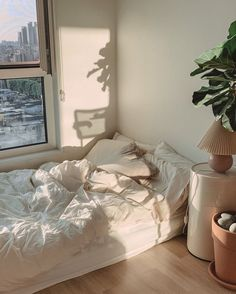 Room Ideas Bedroom, Bedroom Inspo, Bedroom Decor, Dream Rooms, Dream Bedroom, My New Room, My Room, Minimalist Room, Dream Apartment