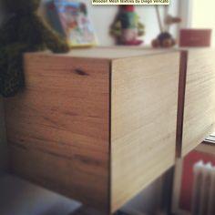 Little closets #mowk #furniture #wood #ayous #closet