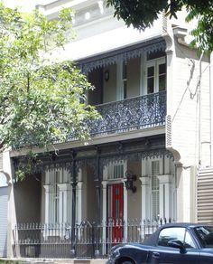 Victorian terrace house