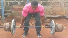 Bodybuilding - African Bodybuilders