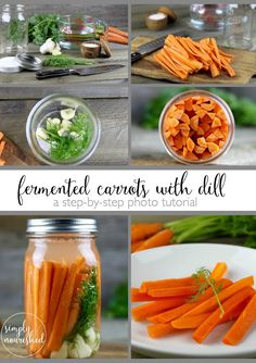 Fermented Dilly Carr