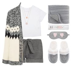"""""""Saturday Morning"""" by mejola ❤ liked on Polyvore featuring Bodas, The Great, Chinti and Parker, Surya, Victoria's Secret, Michael Kors and Kenzoki"""