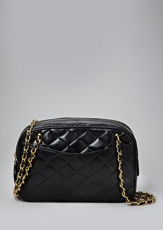 32c71aa7b8e3 Chanel Lambskin Zip Top Camera Bag @Kristin Murphy this is for when we move  up