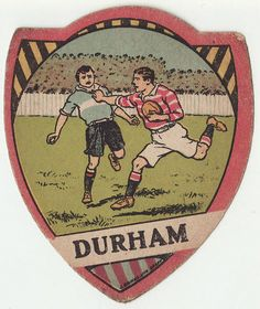 Wrong Durham but still nice. Also looks like a *wicked* handoff...
