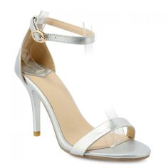 40.71$  Buy now - http://di3lm.justgood.pw/go.php?t=174777507 - Graceful Ankle Strap and PU Leather Design Sandals For Women 40.71$