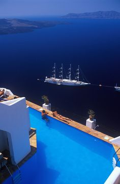 Santorini ~ Greece