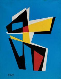 José Pedro Costigliolo - Forma, 1953