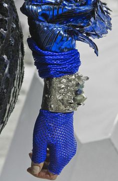 chanel fw12-13 - amazing blue