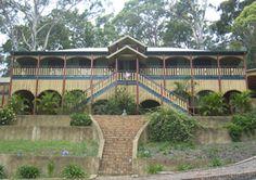 Architecture - the Queenslander home
