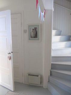rintamamiestalon portaikko